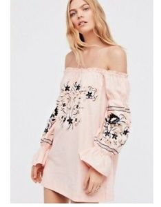 Free people fleur de jour dress